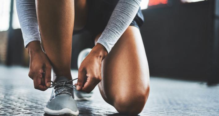 Richtige Ernährung und Bewegung helfen bei PCOS
